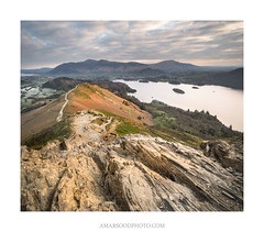 Dawn on Catbells (Amar Sood) Tags: amarsoodphotocom amarsoodphotography catbells mountains mountain mountainscape thelakedistrict lakedistrict landscape landscapes sony a7rii 16354 zeiss formatthitech firecrest