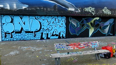 Schuttersveld (oerendhard1) Tags: graffiti streetart urban art rotterdam oerendhard crooswijk schuttersveld ena fpak fpack blast enak