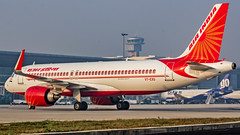Air India Airbus A320NEO VT-EXG Bangalore (BLR/VOBL) (Aiel) Tags: airindia airbus a320 a320neo neo vtexg bangalore bengaluru canon60d tamron70300vc