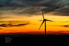 Windrad / wind turbine (Sony_Fan) Tags: 2019sonyalpha7mark2haldehohewardzecheewaldhertenewald sonyfan himmel sunset clouds cloud color colorful 18105g pz nature urban route industrie industriekultur sonnenuntergang abendrot 2019 fullframe crop energie energy electric