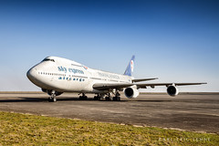SX-FIN - Finaval Aviation 742   CHR (Karl-Eric Lenne) Tags: sxfin finaval aviation chateauroux boeing stored chr 742 747 747200