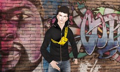 LOTD 195 (Javier Criart) Tags: catwa signature vendetta andore exalted svp skinfairevent themenjailevent secondlife sl life gamer blogger blog photography blogphotography male bento avatar