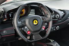 2018 Ferrari 488 GTB 26 (Luxury Cars Los Gatos) Tags: ferrari 488 ferrari488 rossocorsa