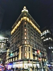 NoMad Hotel at Night (edenpictures) Tags: newyorkcity nyc manhattan building architecture hotel nomadhotel lights broadway
