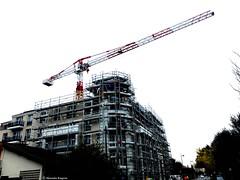 grue-bâtiment®© (alexandrarougeron) Tags: photo alexandra rougeron travaux urbain ville paris flickr