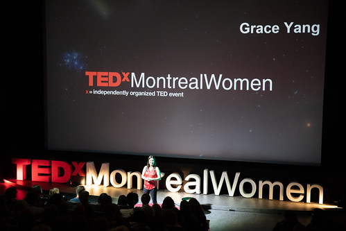 Tedxmontrealwomen 2018 - crédit photo Gaëlle Vuillaume-10