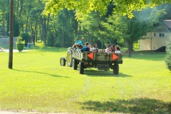 The Hayride - camp's Uber