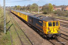 73962 20190331 Biggleswade (steam60163) Tags: biggleswade 73962 class73 gbrf gbrailfreight networkrail