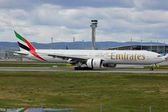 A6-EBC | Boeing 777-36NER | Emirates (cv880m) Tags: osl oslo norway gardermoen airliner airline aircraft airplane ariport aviation jetliner a6ebc boeing 777 773 777300 77736n emirates dubai triple7 tripleseven