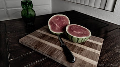 Red (kengikat40) Tags: fruit watermelon freshfruit melon sweet juicy food eat photographer photography mylifethroughmylens creativephotography storytelling artist art creative creating