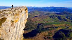 Ungino Mountain (arkaitz ZO) Tags: ungino mountain basquecountry mountaineer mountaineering landscape paisaje paisvasco paysbasque euskalherria euskadi green mendiak montaña montesvascos valledeayala ayala sierrasalvada