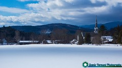 Late morning looking into Waitsfield (scenicvermontphotography) Tags: coveredbridge historic historicvermont newengland scenicvermont scenicvermontphotography snow vermont vermontattractions vermonthistory vermontlandscape vermontlandscapes waitsfieldvermont winter winterinvermont