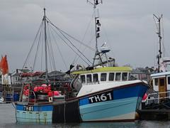 Sea Spray (TH61) (guyfogwill) Tags: guyfogwill guy fogwill unitedkingdom boats devon riverteign teignmouth boat gbr river fishingboat backbeach 1988 riverbeach teignestuary lt61 mmsi235028301 mngg9 seaspray fishingvessel uk tq14 th61 teignbridge teignmouthapproaches loddon gbr000b10126 lowestoftlt sony bateaudepêche bateau