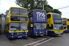 Dublin Bus AV372 04-D-20372 - AX544 06-D-30544 - EV44 07-D-30044 (Will Swain) Tags: dublin broadstone depot 16th june 2018 bus buses transport travel uk britain vehicle vehicles county country ireland irish city centre south southern capital williamsdigitalcamerapics102 av372 04d20372 ax544 06d30544 ev44 07d30044 ax 544 ev 44 av 372