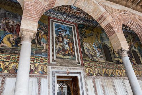 Sizilien 2018 - Palermo - Palazzo dei Normanni