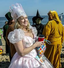 2019 Polar Plunge 0045 (cbonney) Tags: virginia beach atlantic ocean 2019 polar plunge special olympics glinda good witch wizard oz