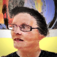 Gila Rayberg (chartan) Tags: procreate ipad portrait jkpp