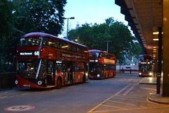Abellio London LT695 LTZ1695 (Will Swain) Tags: london euston bus station 27th july 2018 greater city centre capital south buses transport travel uk britain vehicle vehicles county country england english abellio lt695 ltz1695 695 ltz 1695