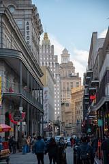 Bourbon street's crowd (gemapozo) Tags: bourbonstreet d850 nikon usa frenchquarter neworleans ニューオーリンズ ルイジアナ州 アメリカ合衆国 us afsnikkor2485mmf3545gedvr フレンチクォータ バーボンストリート