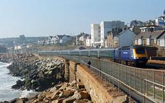 43086 Penzance (3) (Marky7890) Tags: gwr 43086 class43 hst 2a88 penzance railway cornwall cornishmainline train