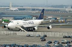 Boeing 747-481 TC-ACG My Cargo Airlines / Saudi (EI-DTG) Tags: brusselsairport bru zaventem 28feb2019 tcacg boeing747 jumbojet b747 queenoftheskies