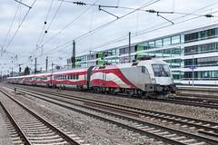 München, 02.03.2019 (Jens_Bolduan) Tags: münchenheimeranplatz rj1287 railjet öbb
