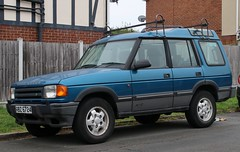 RBZ 6724 (Nivek.Old.Gold) Tags: 1997 land rover discovery tdi xs 5door 2495cc