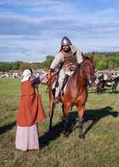 Respite (KonstEv) Tags: armour horse knight warrior helmet armor витязь всадник hero russia horseman ancient tournament