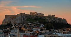 Acropolis sunrise (vic_206) Tags: acropolis partenon grecia atenas athens sunsrise