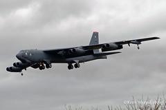 61-0015  Boeing B-52H  USAF (Keith Wignall) Tags: ffd fairford b52 b52h usaf unitedstatesairforce