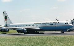 Flanders 707 (Gerry Rudman) Tags: boeing 707321 tybbw benin ostend wetteren flanders panam n758pa