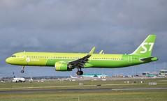 VQ-BDU                       A321-271N                 S7 Airlines (Gormanston spotter) Tags: neo a321 dub 2019 airbus eidw gormanstonspotter a321271n s7airlines vqbdu
