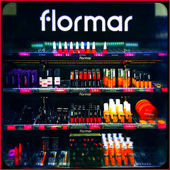 Colourful Cosmetics (Julie (thanks for 8 million views)) Tags: 100xthe2019edition 100x2019 image48100 hipstamaticapp fethardonsea ireland wexford irish cosmetics advertising hss sliderssunday flormar makeup