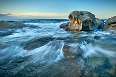 Roques Planes fast (Seral Mobar) Tags: fuji xt3 xf1024 mar sunrise sea ocean seascape albada costa brava catalunya catalonia rocks