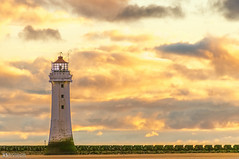 Perch Rock Lighthous (Bob Edwards Photography - Picture Liverpool) Tags: ligfhthouse pictureliverpool bobedwardsphotography merseyside newbrighton rivermersey water sand beach