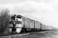 CB&Q E9 9994 (Chuck Zeiler52) Tags: cbq e9 9994 burlington railroad emd locomotive irondale denver zephyr train chz