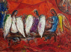 20171011 PACA Alpes-Maritimes Nice - Musée Chagall (23) (anhndee) Tags: paca alpesmaritimes nice musée museum museo musee painting painter peinture peintre