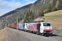 DSC_1116_01_189.901 (rieglerandreas4) Tags: 189901 lokomotion siemens railtractioncompany brennerbahn brennereisenbahn schrottzug tirol tyrol austria österreich