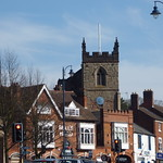Spring Equinox on St Mary's Row, Moseley Village thumbnail