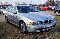 2000 BMW 5er E39 Kombi Front (Joachim_Hofmann) Tags: bmw serie5 5er e39 kombi auto kraftfahrzeug kfz bayrischemotorenwerke münchen