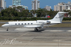 Airline: Private Reg: N900CC photos Aircraft: Gulfstream G-IV Serial #: 1517 (Hector A Rivera Valentin) Tags: airline private reg n900cc photos aircraft gulfstream giv serial 1517