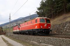 ÖBB 1144 040-3 und 1144 243-3, Mühlbachl (TaurusES64U4) Tags: öbb 1144