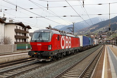 ÖBB 1293 001-4 RoLa, Matrei am Brenner (michaelgoll777) Tags: öbb 1293 vectron