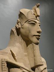Akhenaten (Amenhotep IV), Luxor Museum (1).JPG (tobeytravels) Tags: thebes egypt amonispleased aten usefulforaten newkingdom sandstone eastkarnak