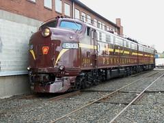 Juniata Terminal E-Units 2 (jsmatlak) Tags: pennsylvaniarailroad train levin juniata terminal e unit