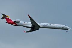 EC-MSL Air Nostrum Bombardier CRJ-1000 (czerwonyr) Tags: ecmsl air nostrum bombardier crj1000