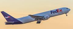FedEx B763F (ATL) (ruifo) Tags: nikon d810 nikkor afs 200500mm f56e ed vr hartsfield jackson atlanta international airport atl katl georgia ga us usa airplane aircraft aeronave avion avión aviao avião aviacion aviación aviacao aviação aviation spotting spotter cargo carga federal express fedex boeing 7673s2fer n150fe b767 b763 763 b767300 767300 b767f b763f 763f b767300f 767300f