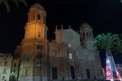 Catedral Cadiz (cvielba) Tags: cadiz catedral nocturna