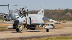 F-4EJ 57-8369 301 Squad 10-18-0321 (justl.karen) Tags: hyakuri japan 2018 jasdf f4ej 301squadron ibaraki phantom f4