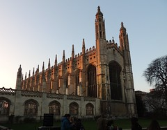 King's College, Cambridge (orangeaurochs) Tags: cambridge cambridgeshire churches chapels colleges sunsets kings college cambridge2 kingscollegecambridge